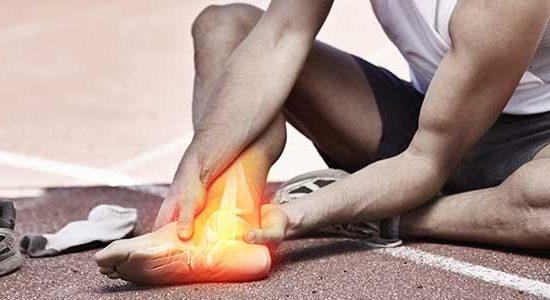 آسیب دیدگی های ورزشی