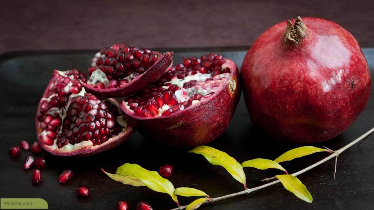 شناخت میوه انار