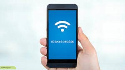 چگونه مک آدرس گوشی را پیدا کنیم؟