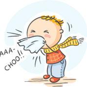 چگونه بفهمیم که سرماخوردیم یا آنفولانزا گرفتیم ؟