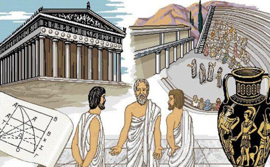 چگونه با ریاضیدانان یونان باستان آشنا شویم؟
