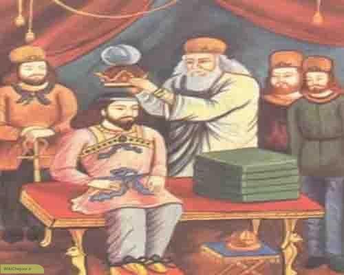 عقاید مذهبی اشکانیان