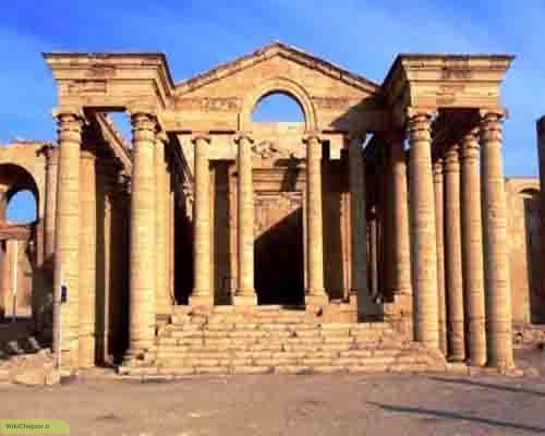 پایتخت اشکانیان