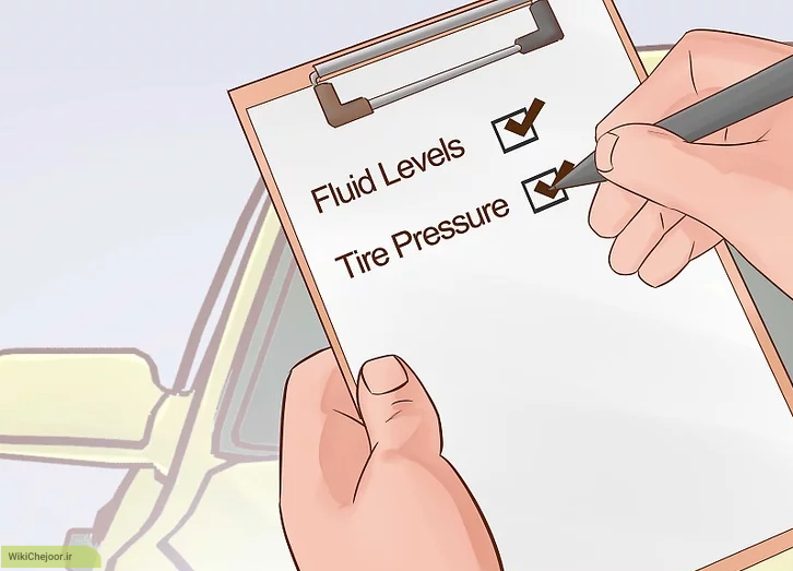 بررسی وضعیت خودرو