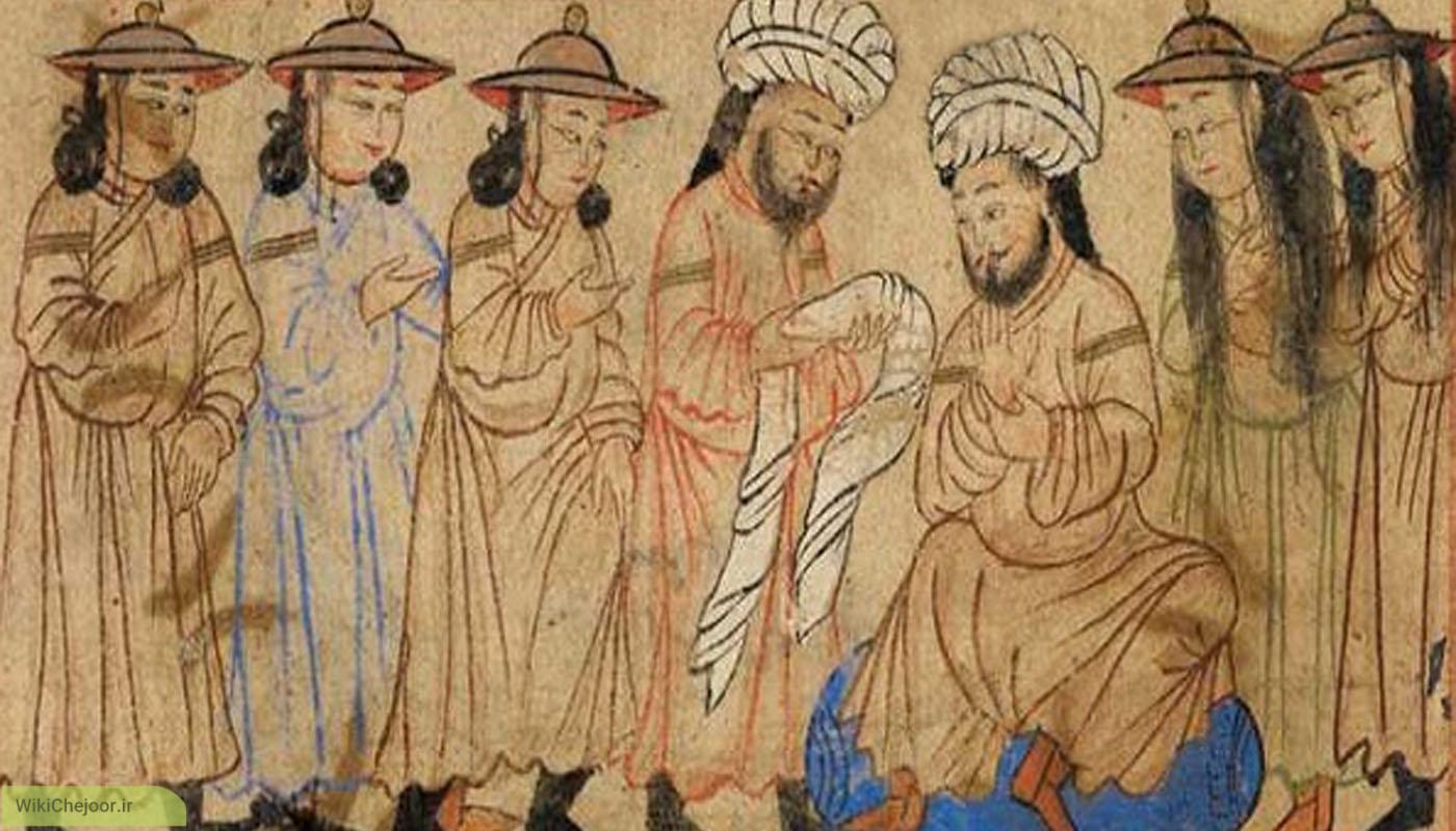 چگونه ایلخانان حکومت می کردند؟