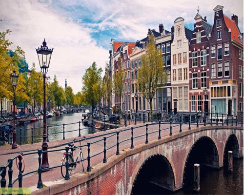روابط ایران و هلند و فرانسه
