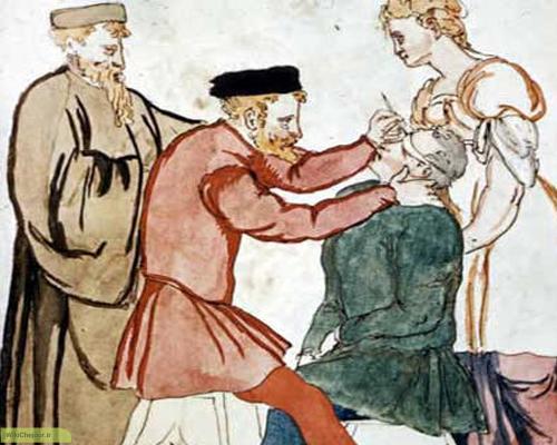 کالبدشناسی و شناخت بیماری یونانی ها