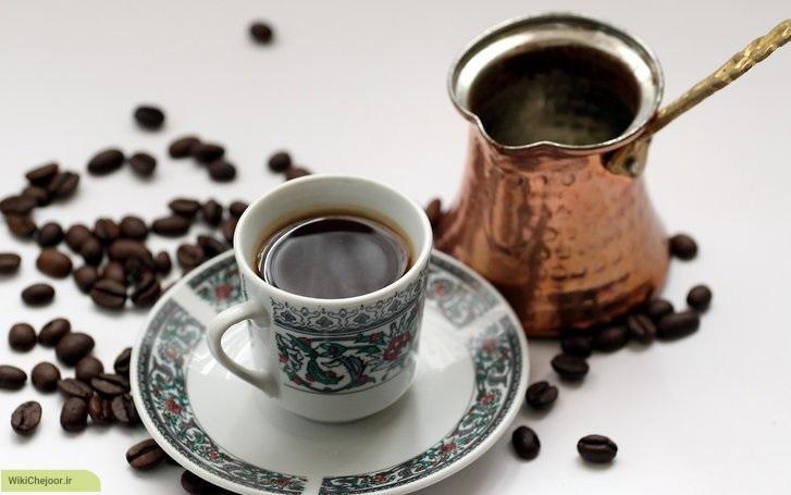 چگونه قهوه ترک درست کنیم؟