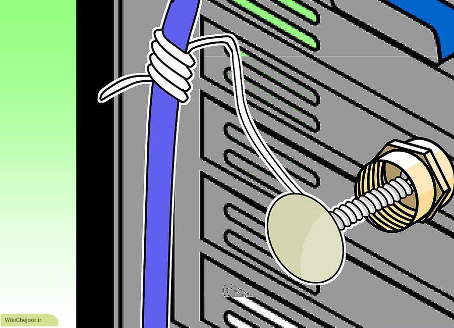 چگونه یک آنتن بی سیم ایجاد کنیم؟