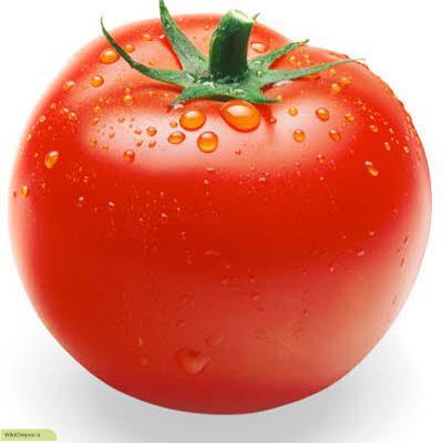 روش دوم پوست کندن گوجه فرنگی