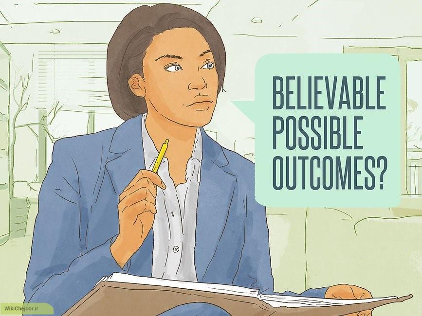 به چالش کشیدن افکار منفی