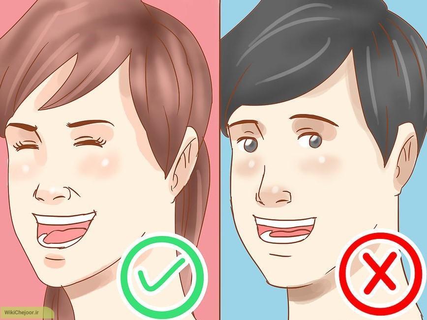 تعبیر عبارات صورت