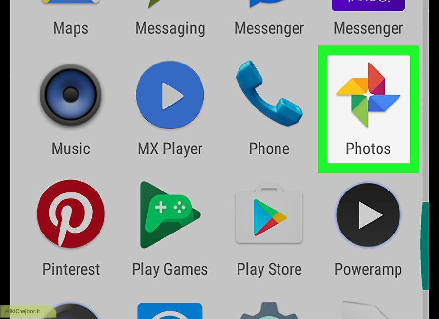 چگونه Google Photos را در اندروید ویرایش کنیم؟