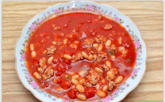 چگونه خوراک لوبیای مکزیکی درست کنیم؟