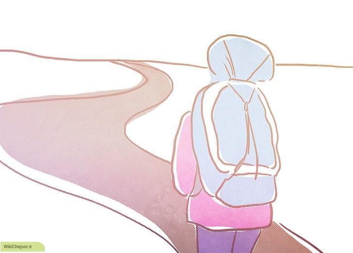 چگونه می توان در مسیر جاده ی زندگی سفر کرد؟