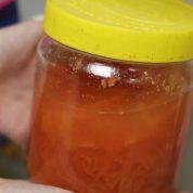 چگونه آب گوجه فرنگی را بگیریم ؟