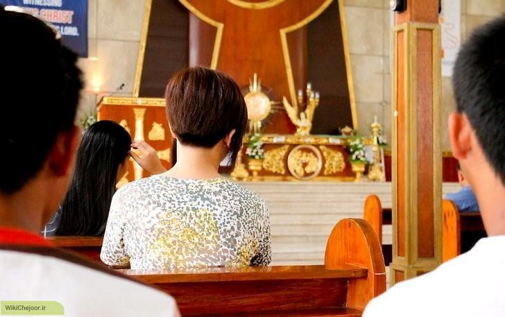 شرکت در مراسمات معنوی