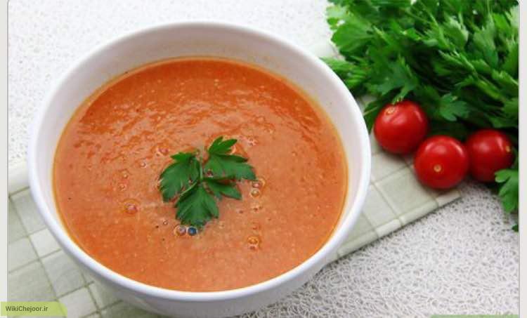 چگونه سوپ سیر و زنجبیل درست کنیم؟