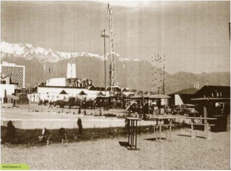 چگونه نمایشگاه در ایران شروع بکار کرد؟
