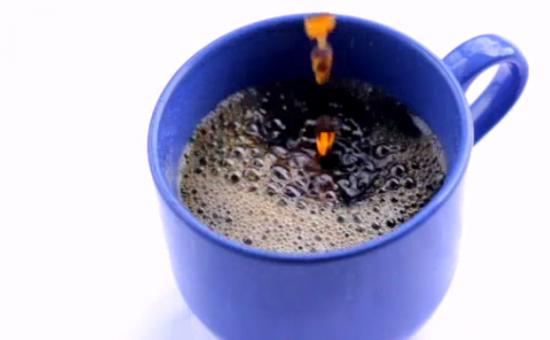 چگونه قهوه سیاه درست کنیم؟
