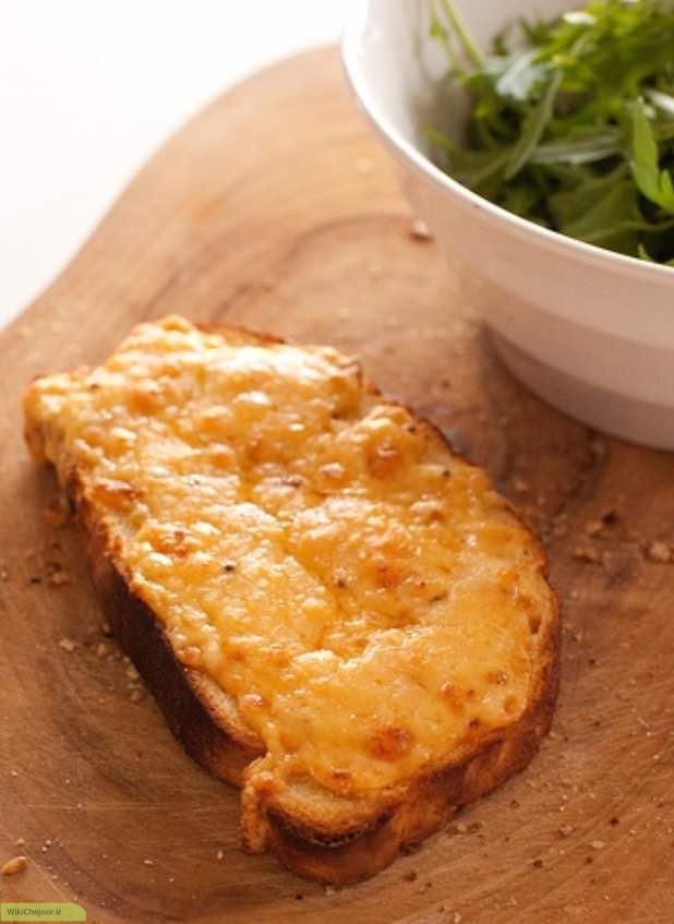 چگونه تست پنیری درست کنیم؟