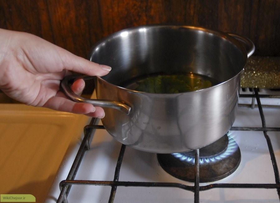 مواد لازم برای تهیه تونر فندق جادوگر