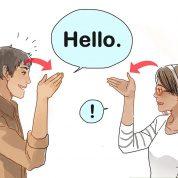 چگونه با افراد ناشنوا ارتباط برقرار کنیم؟