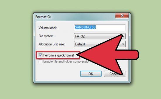 چگونه یک درایو SSD را فرمت کنیم؟