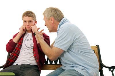 چگونه با نوجوان ها رفتار کنیم؟