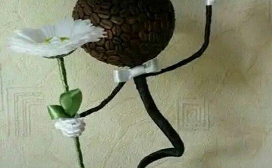 چگونه گلدان دکوری زیبا و شیک درست کنیم؟
