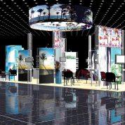 چگونه غرفه های نمایشگاهی را طراحی کنیم؟