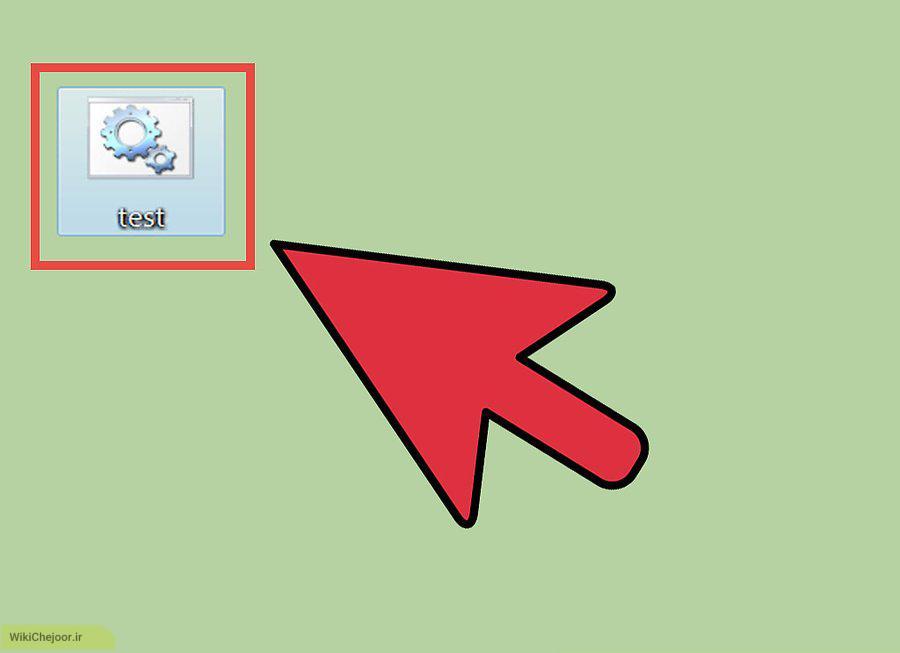 چگونه کامپیوتر را با استفاده از Notepad خاموش کنیم؟