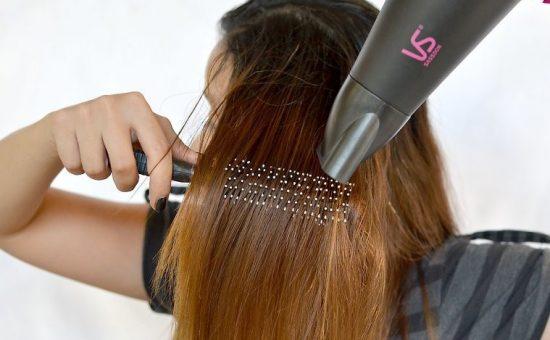 چگونه موها را بدون استفاده از اتو صاف کنیم؟