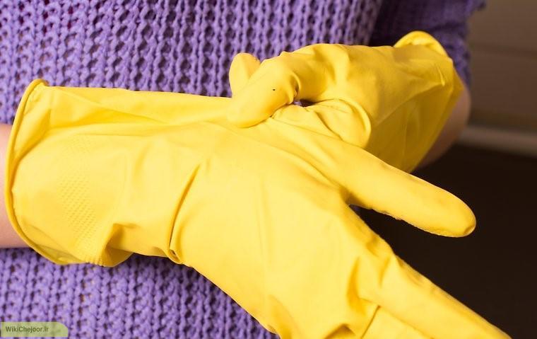 مراحل درست کردن صابون دست ساز با روغن زیتون