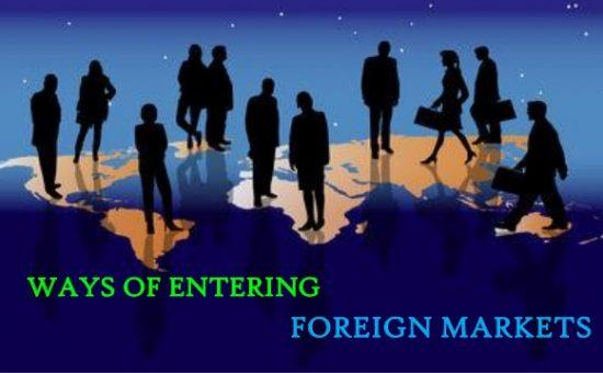 چگونه در بازارهای خارجی شروع به تبادل کالا کنیم؟