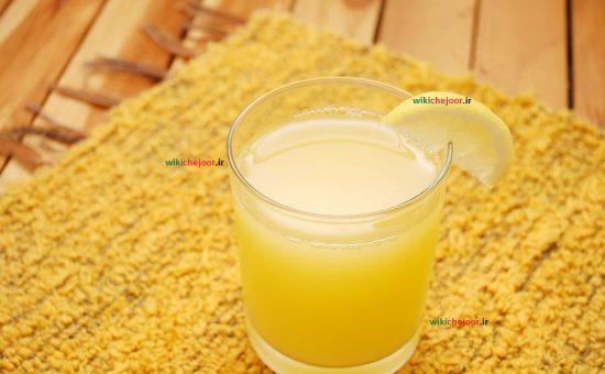 چگونه شربت لیموناد خنک و خوشمزه درست کنیم؟