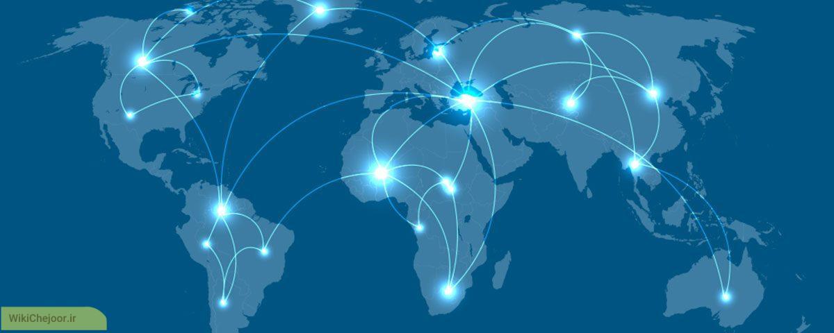 افزایش حجم مبادلات بازرگانی خارجی