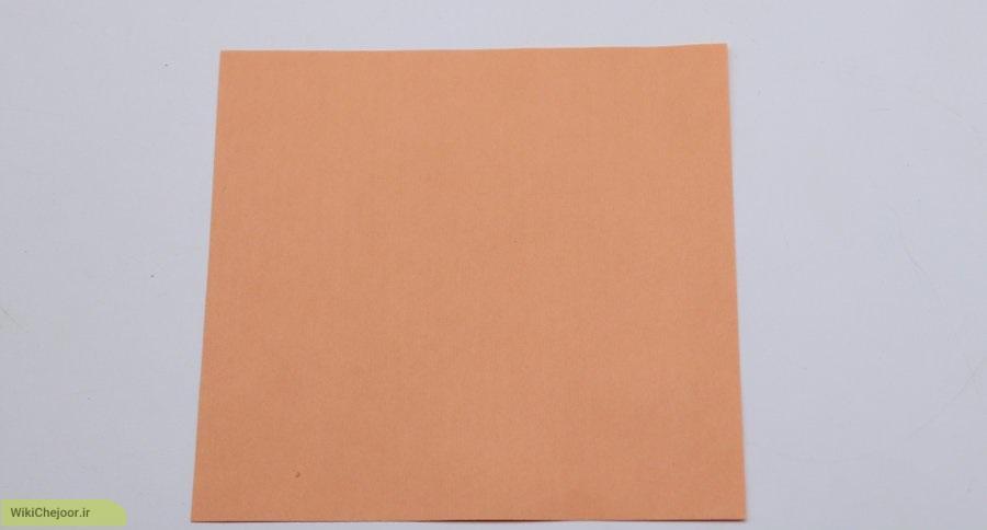 روش دوم گربه کاغذی