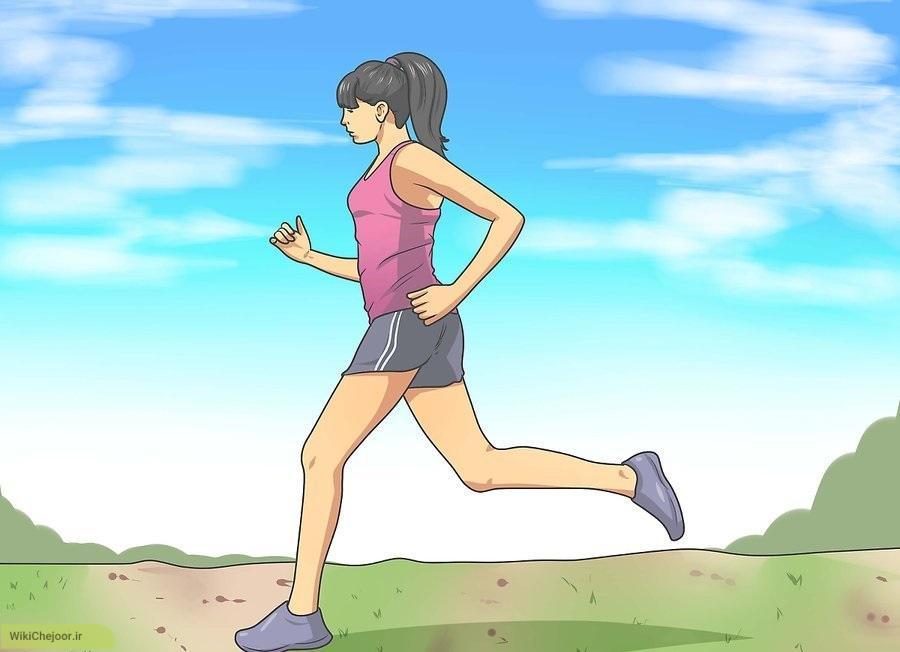 افزایش ورزش