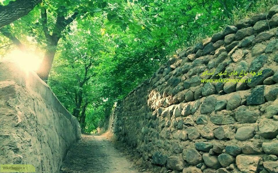 چگونه تاریخ و تمدن شهر اسکو را به صورت شعر بیان کنیم؟