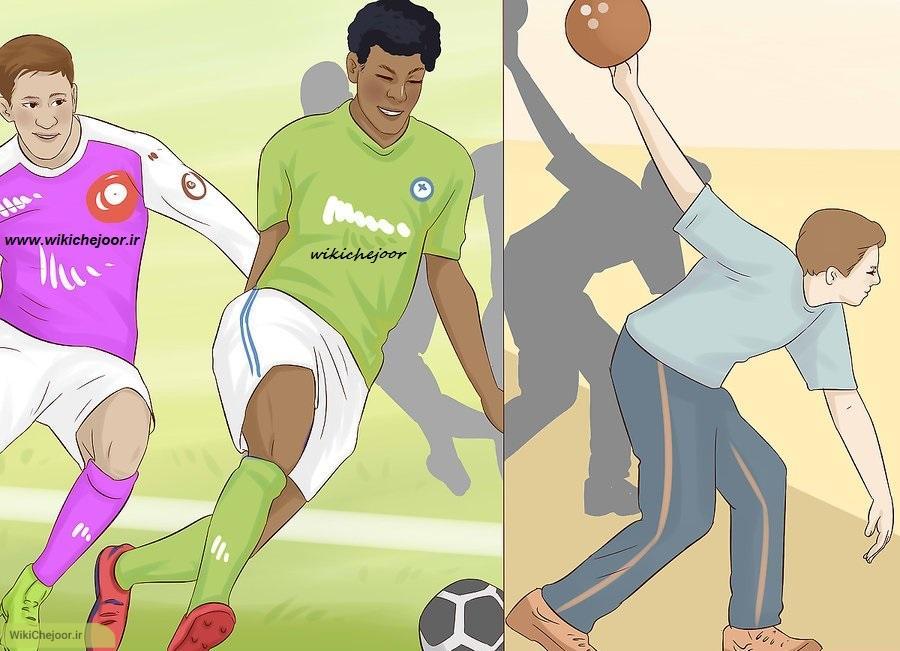 روش 3 حفظ سبک زندگی فعال و سالم