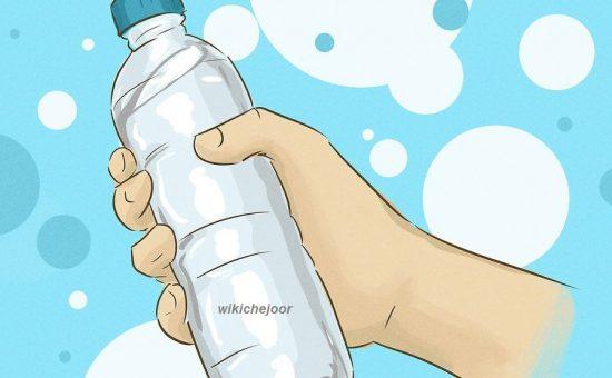 چگونه آب کافی بنوشیم؟