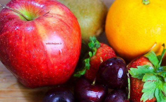 چگونه سالاد میوه تازه و خوشمزه ای درست کنیم؟