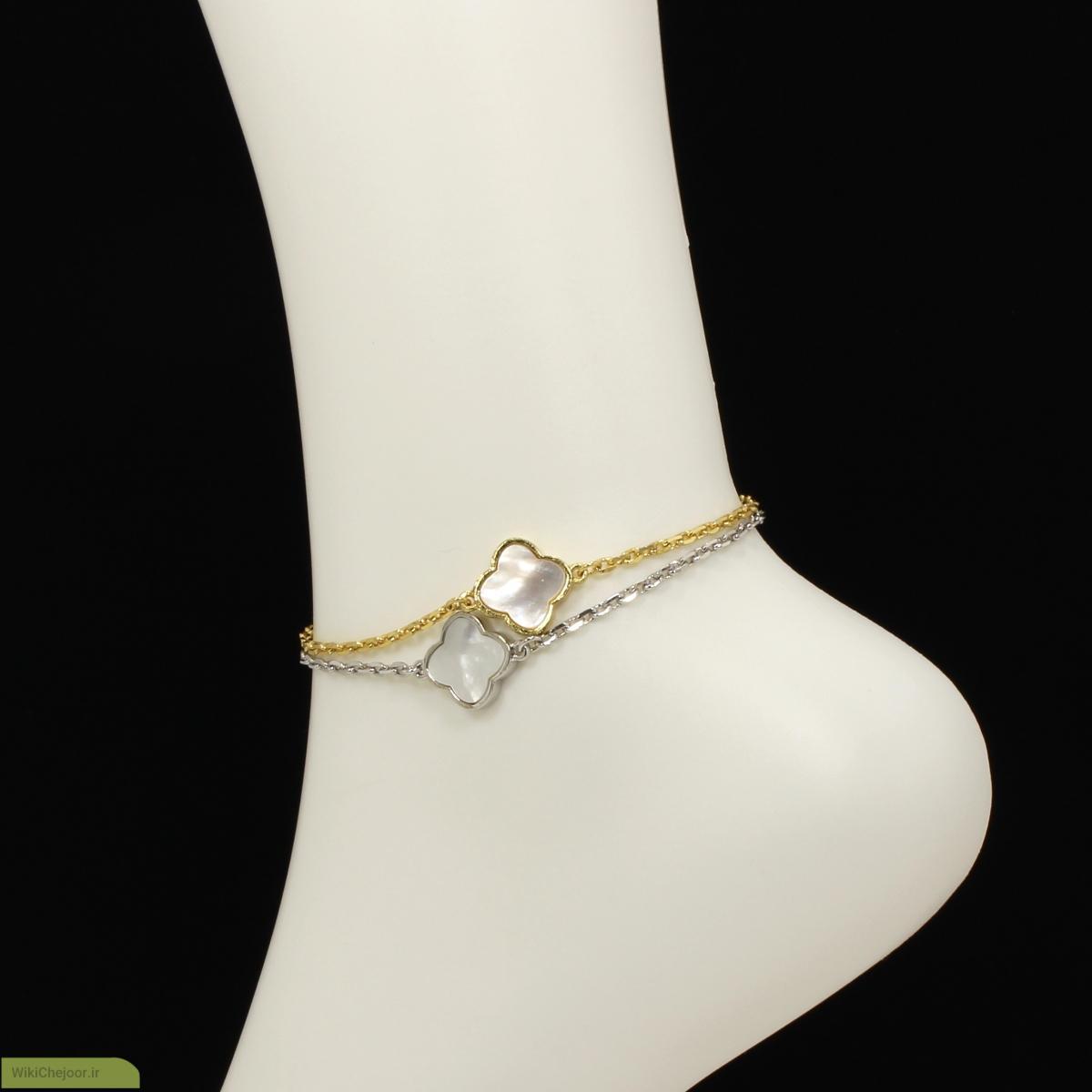 پابند جواهرات