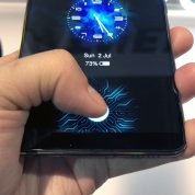اسکنر اثر انگشت ( Fingerprint scanner ) چگونه کار می کند ؟