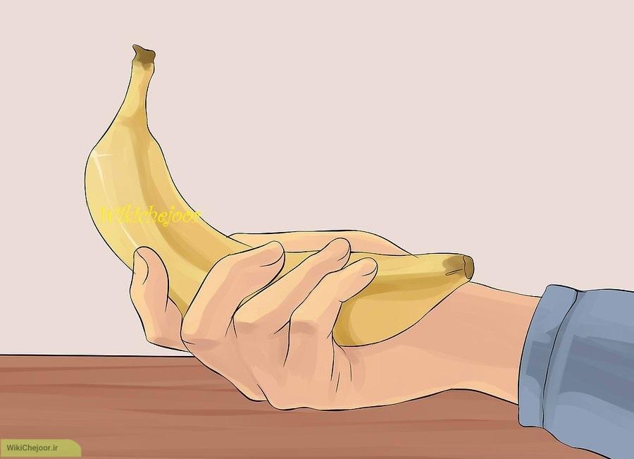 تمیز کردن دندانها با میوه ها