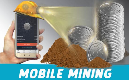 آشنایی با ارز دیجیتالی الکترونیوم و چگونگی استخراج آن با گوشی های موبایل؟