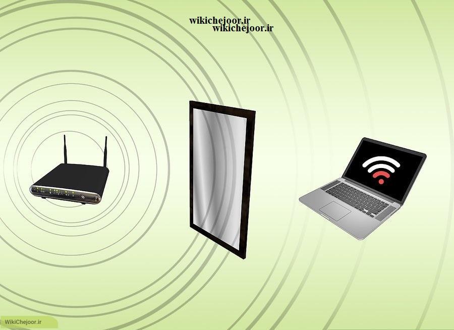 بهبود سیگنال وای فای در خانه