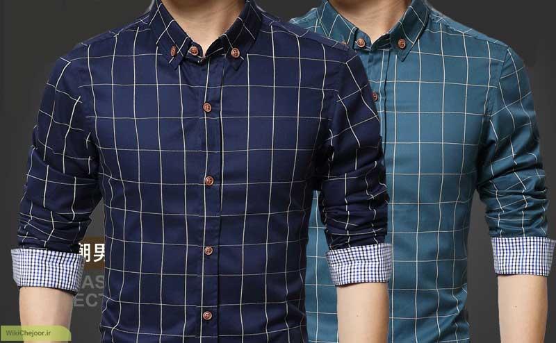 چگونه پیراهن مردانه با متد ساده بدوزیم؟