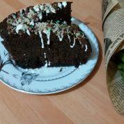 چگونه کیک شکلاتی خیس درست کنیم؟